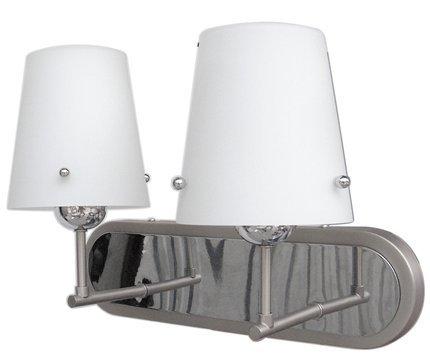 LAMPA ŚCIENNA CANDELLUX WYPRZEDAŻ 22-57245 TANGO KINKIET 2X60W E27