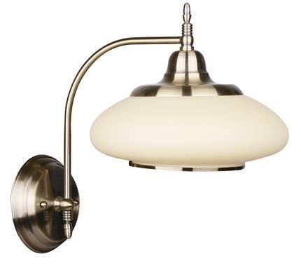 LAMPA ŚCIENNA KINKIET  CANDELLUX OUTLET 21-84647