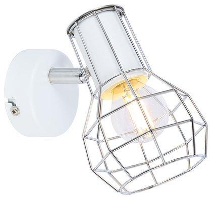LAMPA ŚCIENNA KINKIET  CANDELLUX OUTLET 91-61744