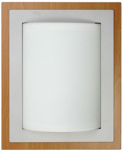 LAMPA SUFITOWA CANDELLUX WYPRZEDAŻ 10-73986 MERA PLAFON (28X23) E27 60W JAS DR KOLOR METAL