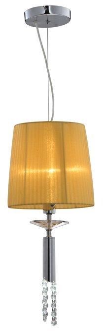 LAMPA SUFITOWA CANDELLUX WYPRZEDAŻ 31-23087 DUAL ZWIS D-19 1X40W E27 + LED ŻÓŁTY