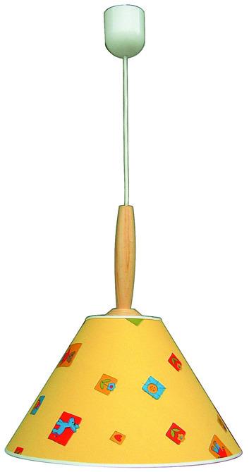 LAMPA SUFITOWA CANDELLUX WYPRZEDAŻ 31-68548 BAMBI ZWIS 1 PŁ  BIAŁY 1X60W E27 BEZ ABAŻURKA