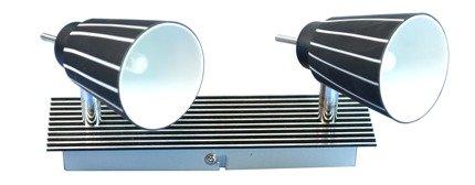 LAMPA SUFITOWA CANDELLUX WYPRZEDAŻ 92-31276 SENSO LISTWA 2X40W G9
