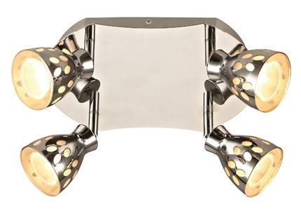 LAMPA SUFITOWA PLAFON CANDELLUX OUTLET 98-88102