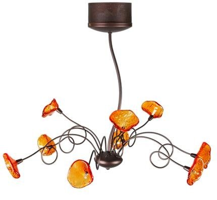 LAMPA SUFITOWA WISZĄCA CANDELLUX OUTLET 39-00630