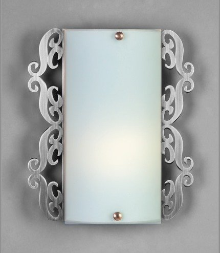 Lampa sufitowa plafon 1X60W E27 22X25cm  satyna CASABLANCA