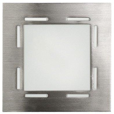 Plafon nikiel mat lampa sufitowa R7S 60W Techno Candellux 10-73856