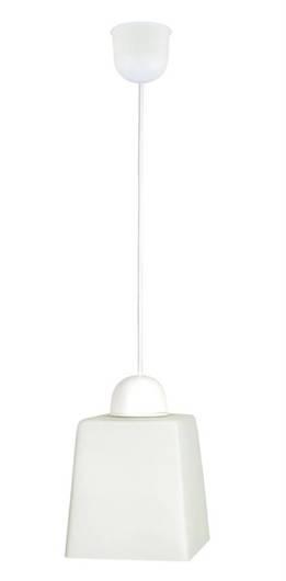 LAMPA SUFITOWA CANDELLUX WYPRZEDAŻ 31-50014 WIBRA ZWIS 12 1X60W E27 NA LINCE BIAŁEJ