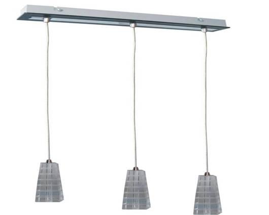 LAMPA SUFITOWA CANDELLUX WYPRZEDAŻ 33-18581 EMO ZWIS 3XG4 20W CHROM