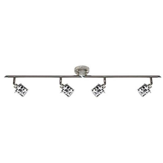 Lampa sufitowa listwa 4x40W G9 Mailin Outlet Candellux 304756