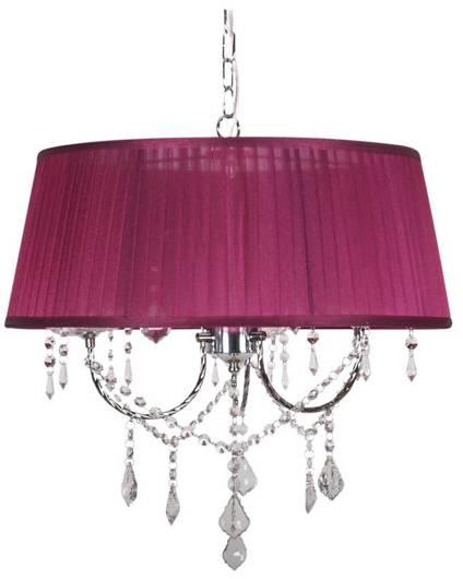 Lampa sufitowa wisząca 3x40W E14 Malva Candellux 31-21335