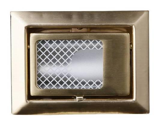 Oprawa schodowa stropowa złota satynowa G4 MS-07 Candellux 2208540