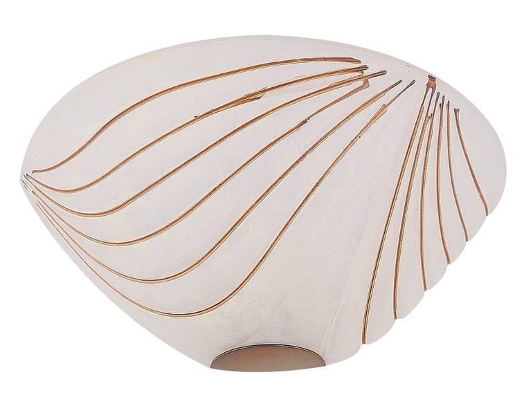 Plafon ścienny szklany lampa 60W E27 Ada Candellux SB-3818